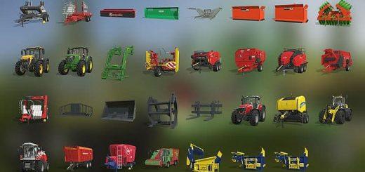 Farming Simulator 19 / 2019 Top 10 Tractors   Farming