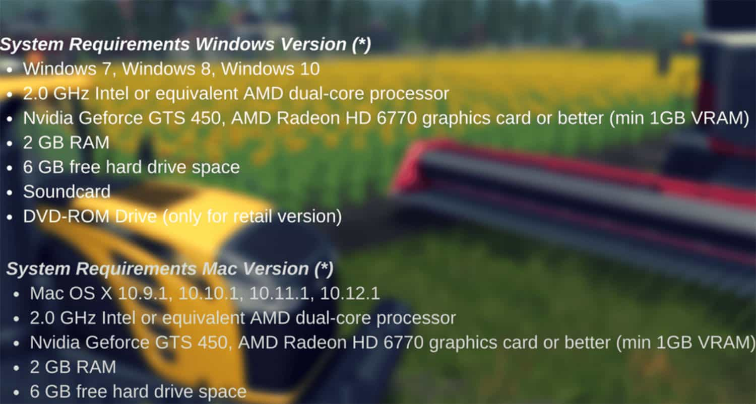 minimum system requirements for minecraft windows 10