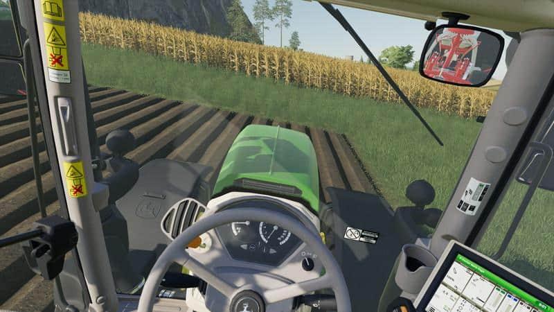 Graphic Mod - Farming Simulator 19 Mod / FS19