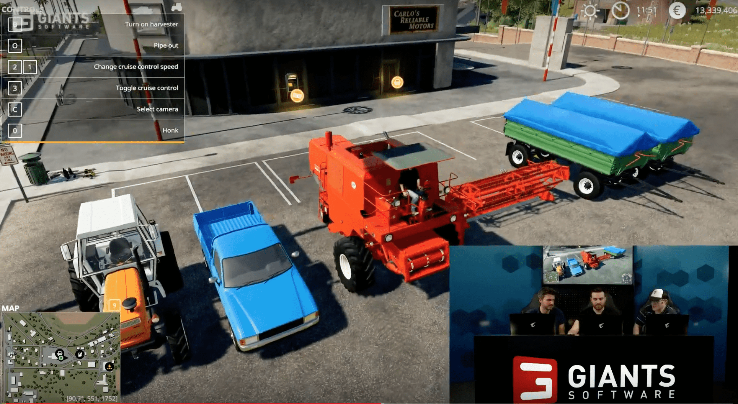 Farming Simulator 19: Buildings, Combines, Vehicles, Maps