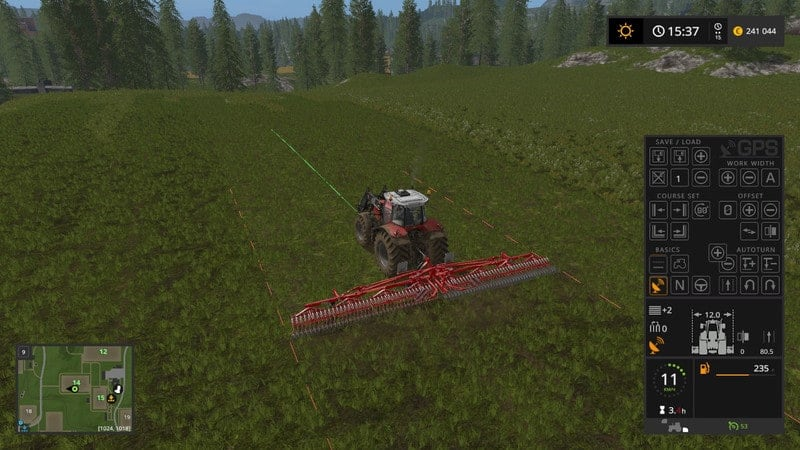 What about the GPS Mod in Farming Simulator 19? - Farming