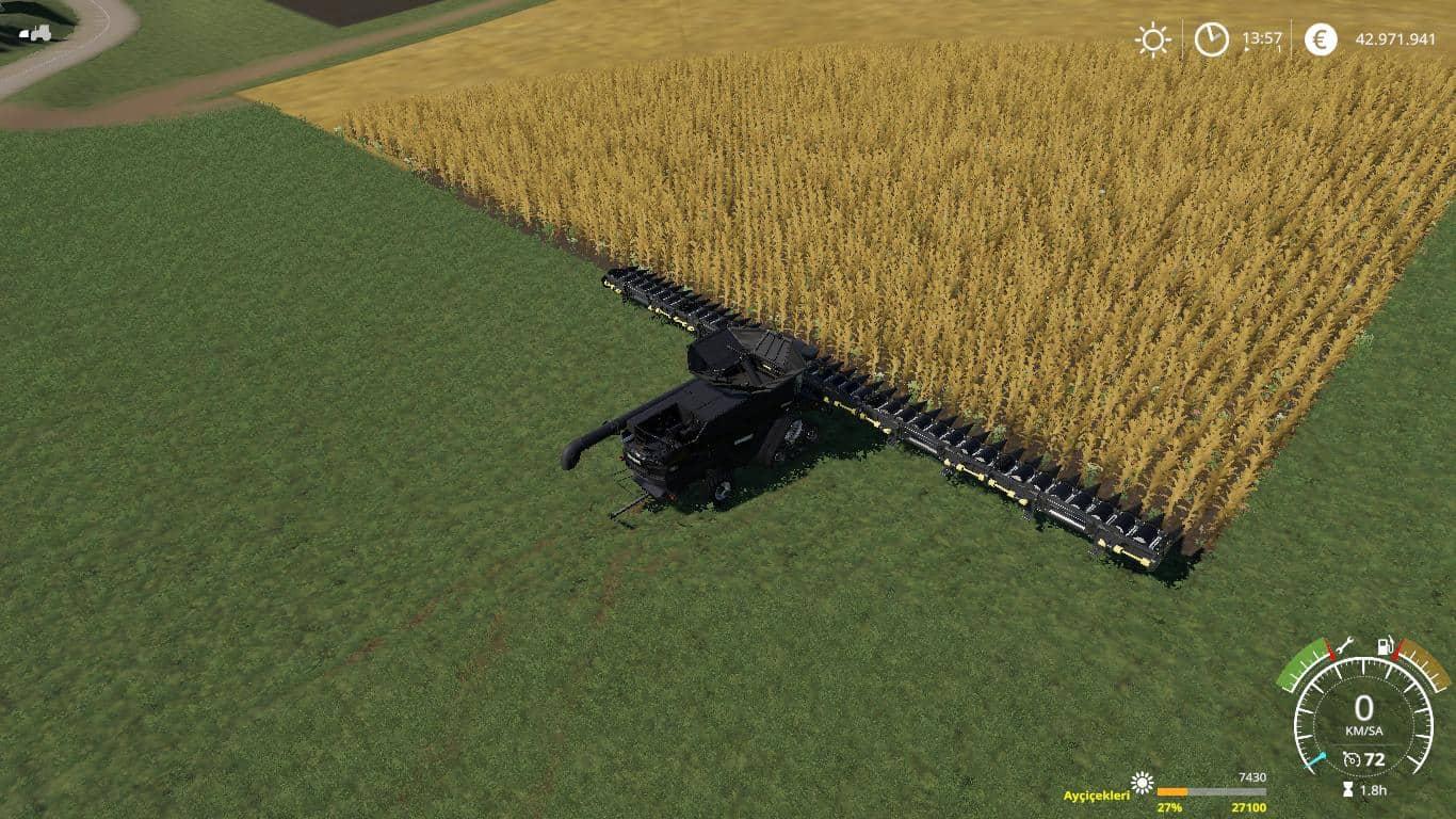 CrazyCutter Capello diamant HS8 v1 0 0 0 Mod - Farming Simulator 19