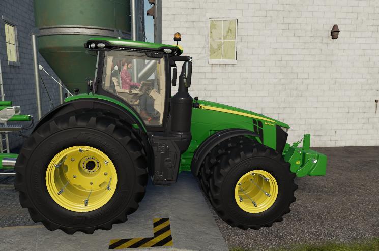 John Deere PickUp 3800 v1 0 Mod - Farming Simulator 19 Mod