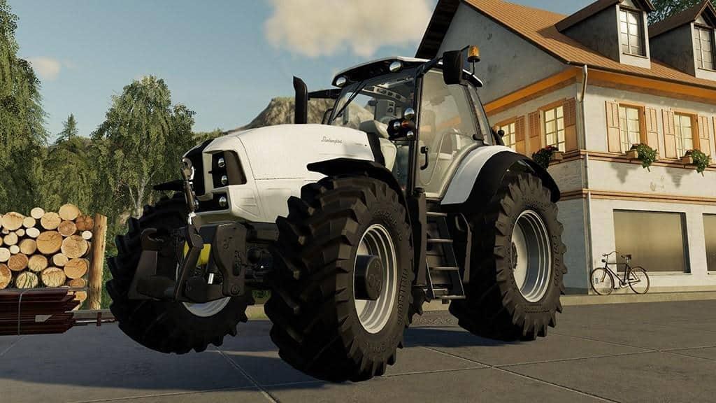 Lamborghini Mach 230 VRT v1 0 0 0 Tractor - Farming
