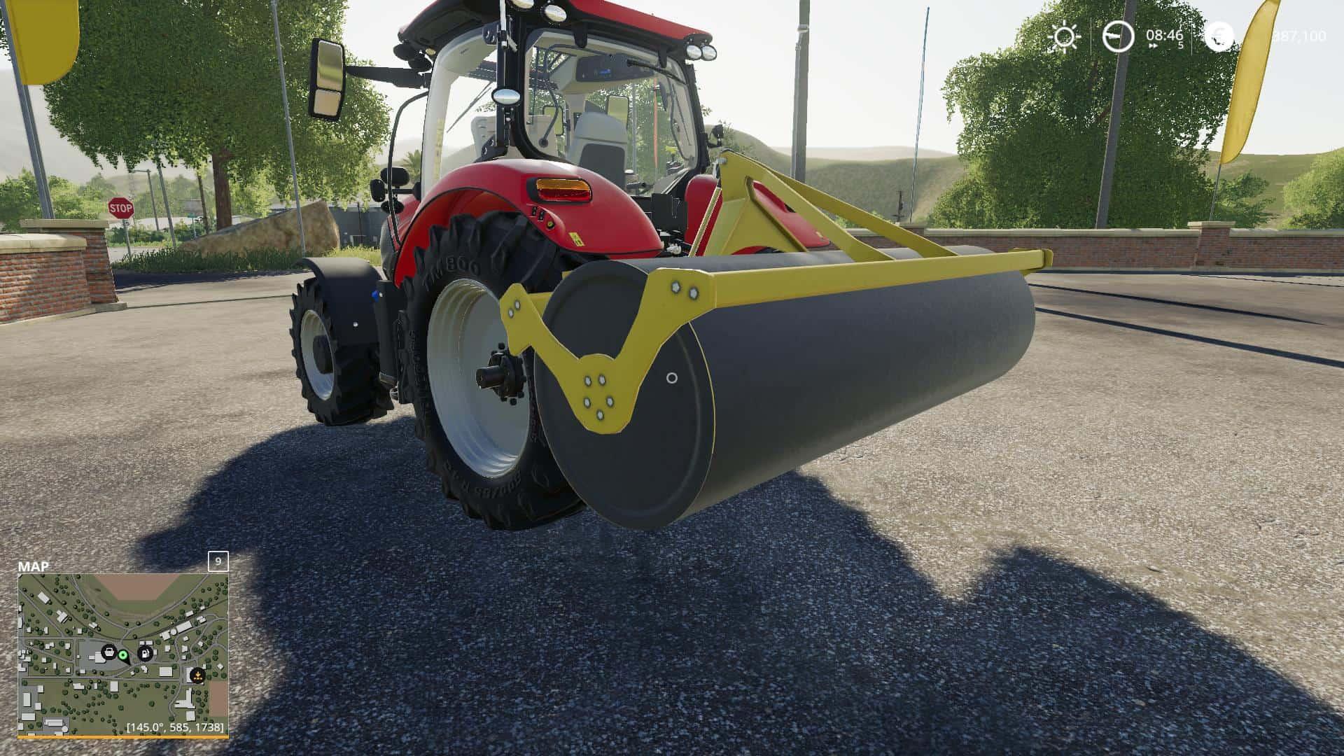 Lizard R300 v1 0 0 1 Mod - Farming Simulator 19 Mod / FS19