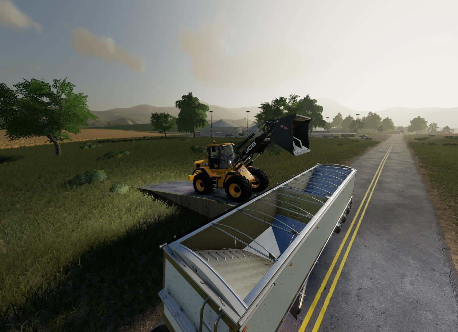 Ramp v1 0 0 0 Mod - Farming Simulator 19 Mod / FS19