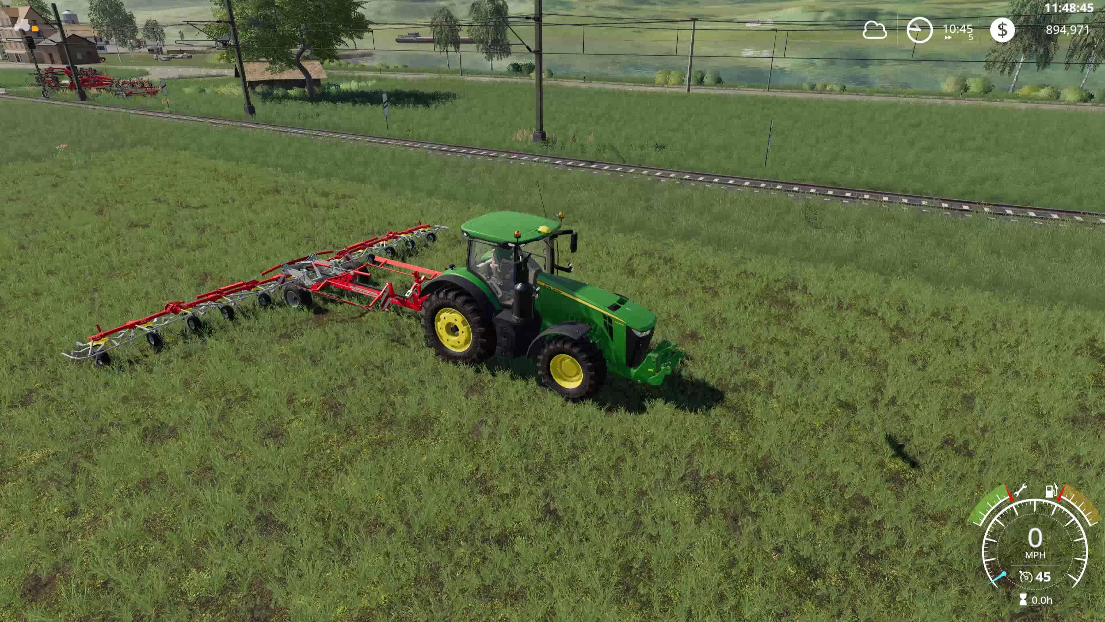 Poettinger Hit 1214T Mod - Farming Simulator 19 Mod / FS19