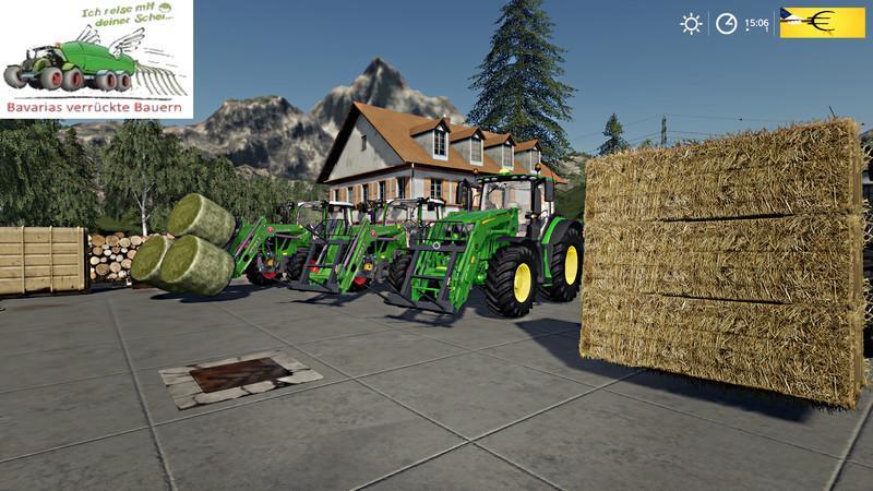 Auto Load Ballengabel v2 0 mod - Farming Simulator 19 Mod / FS19