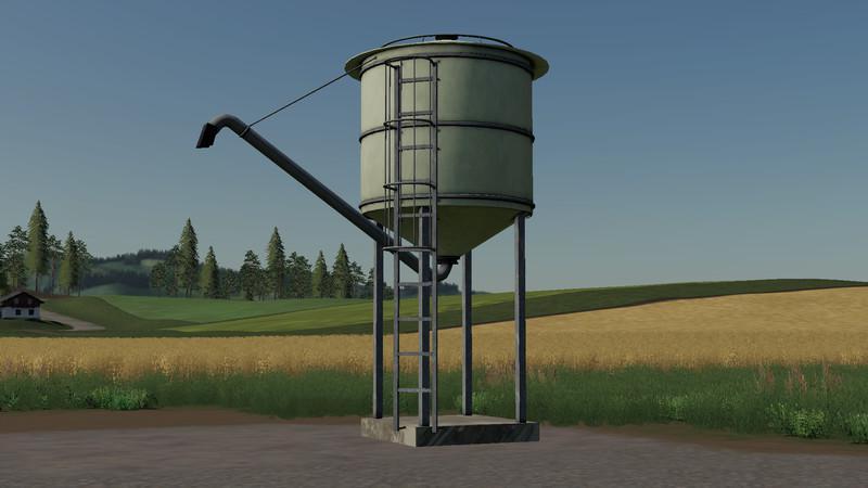Buy All Fruits Silo v1 0 Mod - Farming Simulator 19 Mod / FS19