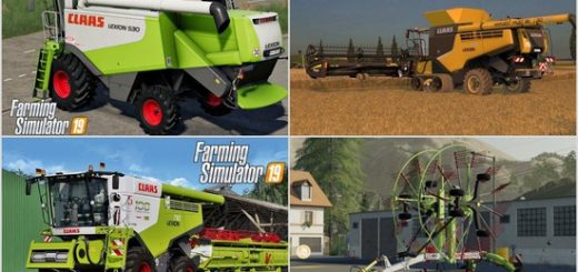 Anderson Group Equipment Pack v1 0 Mod - Farming Simulator 19 Mod / FS19