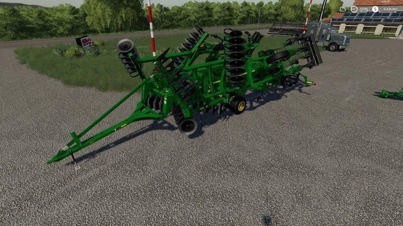 John Deere 2730 v1 0 0 0 Mod - Farming Simulator 19 Mod / FS19