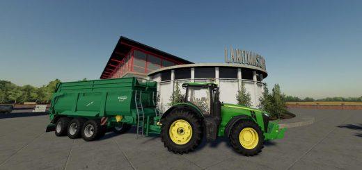 53 The Squad, SpencerTV, And RCC Trailer v1 0 Mod - Farming