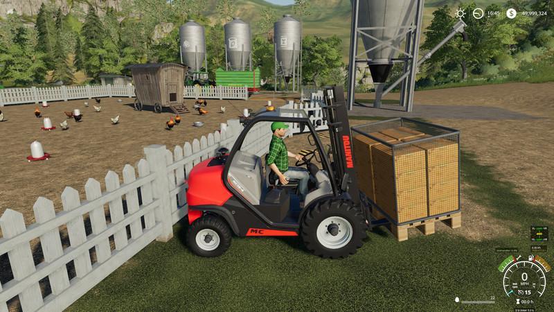 Purchasable Egg Pallet v1 0 0 0 Mod - Farming Simulator 19 Mod / FS19
