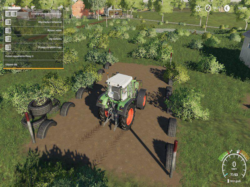 Small Bunker Silo v1 0 0 0 Mod - Farming Simulator 19 Mod / FS19