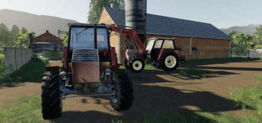 New Holland 9822 v1 0 0 0 Tractor - Farming Simulator 19 Mod