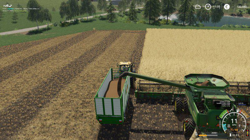 itRunner Pack with dynamic hoses v1 0 Mod - Farming Simulator 19 Mod