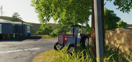 Ford 40 Series V 1 0 0 0 Tractor - Farming Simulator 19 Mod / FS19