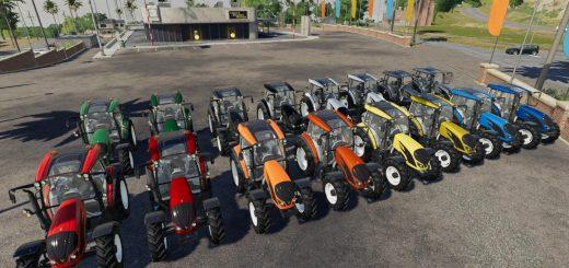 Farming Simulator 19 Tractors mods | FS19 Tractors mods download