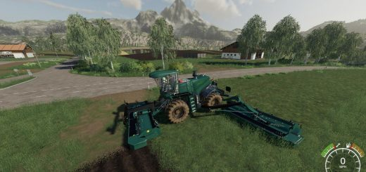Case IH 1455 - Tuned V 1 1 Tractor - Farming Simulator 19