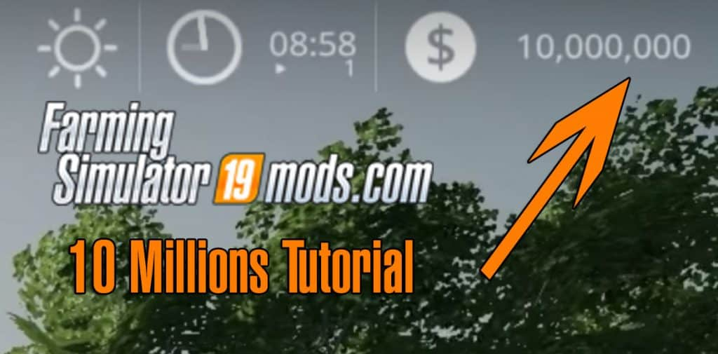 Farming Simulator 19 Cheats | FS19 Cheat | Unlimited Money