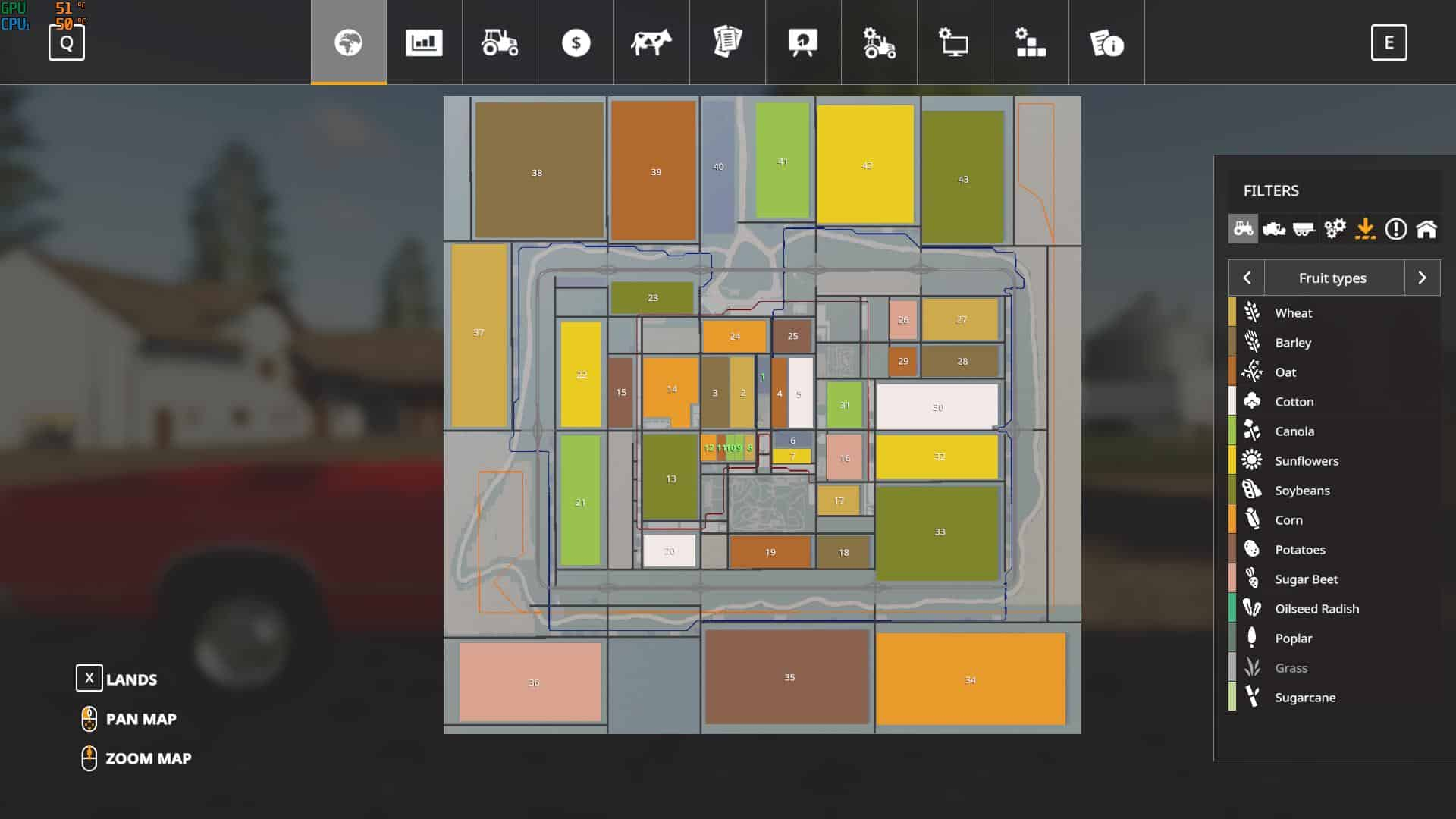 Fs 19 16x Map Canada Canadian Production Ultimate v1 beta Map   Farming Simulator 19