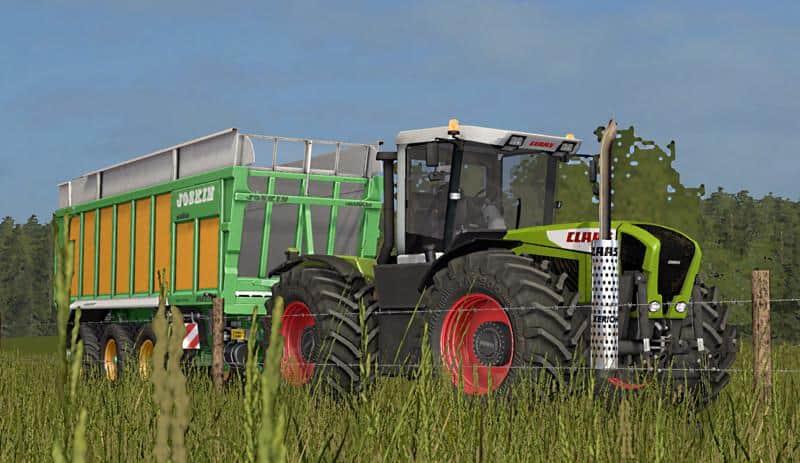 Claas Xerion 3300/3800 v2 0 Tractor - Farming Simulator 19