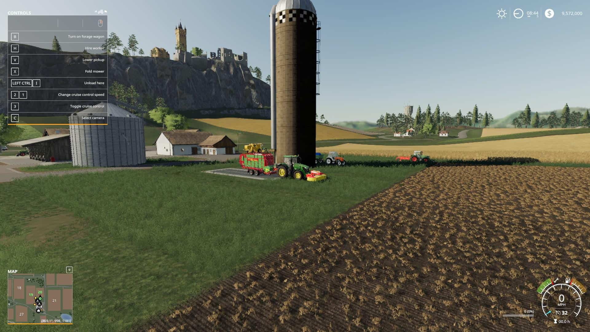 Fermenting Silo v1 0 0 0 Mod - Farming Simulator 19 Mod / FS19