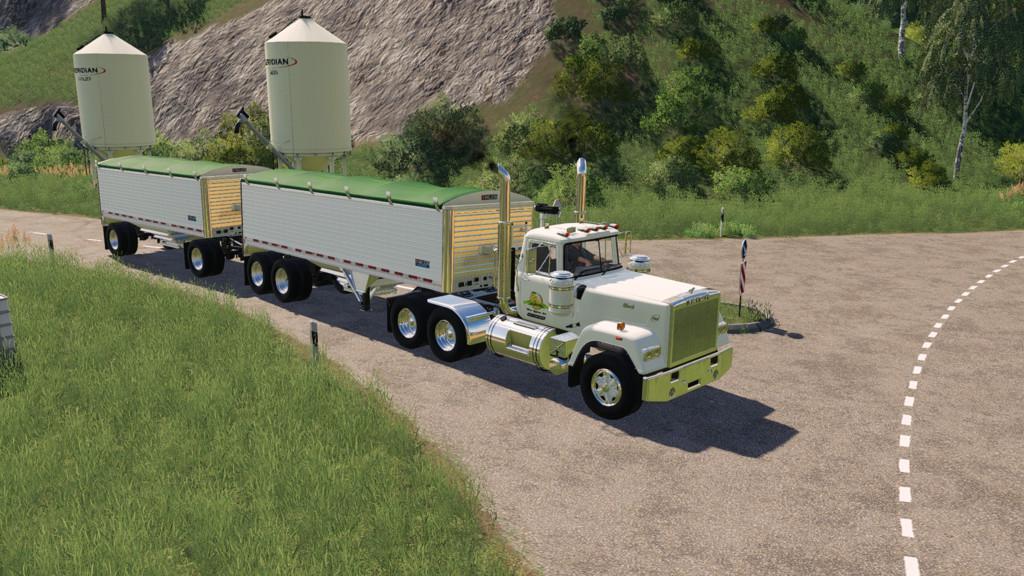 Wilson Pacesetter A-Train v1 0 0 0 Mod - Farming Simulator 19 Mod / FS19