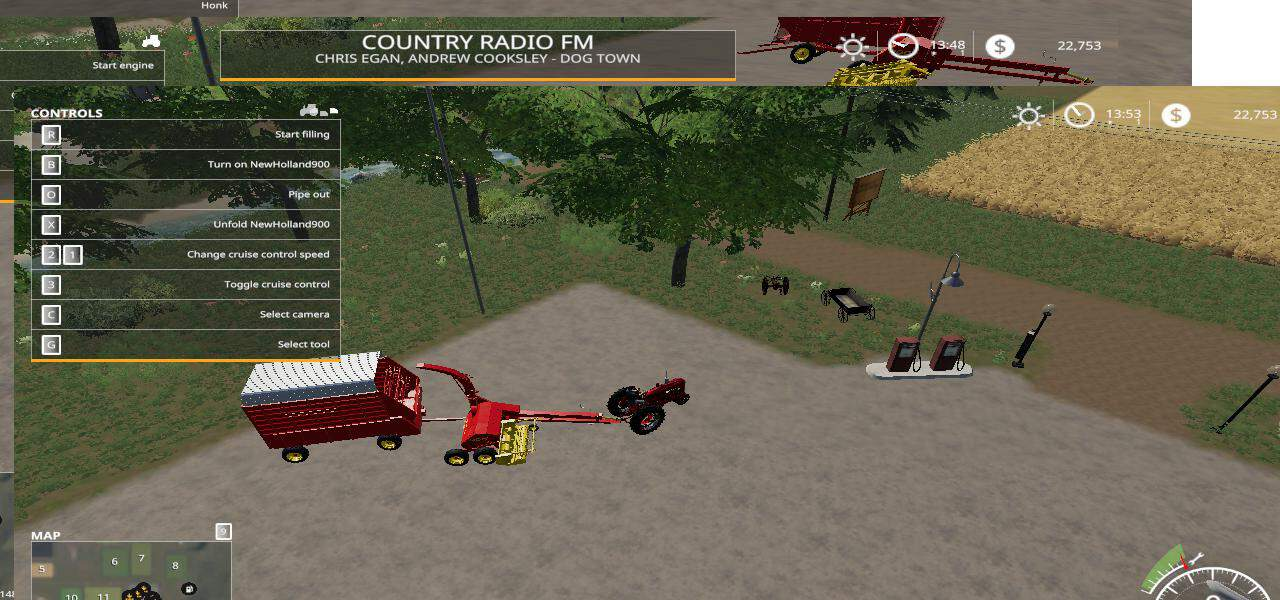 Farmall M v1 0 0 0 Mod - Farming Simulator 19 Mod / FS19