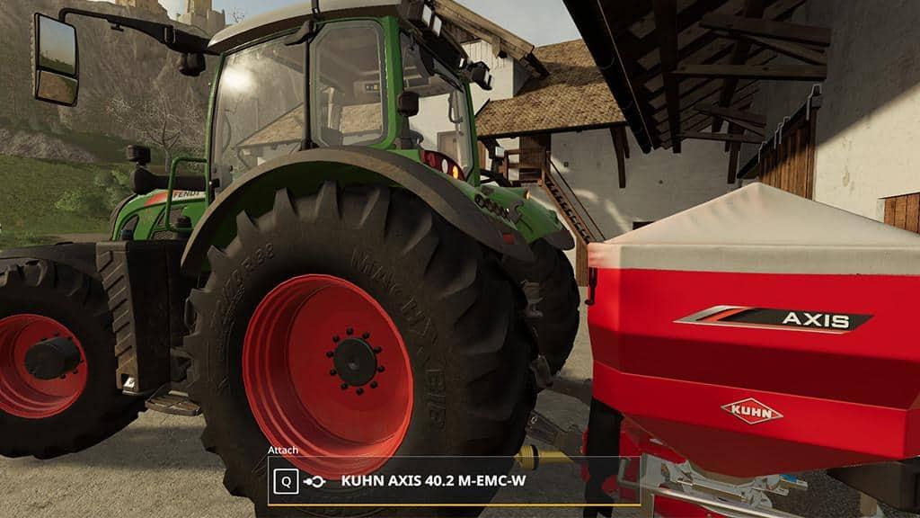Manual Attach v1 0 1 1 Mod - Farming Simulator 19 Mod / FS19
