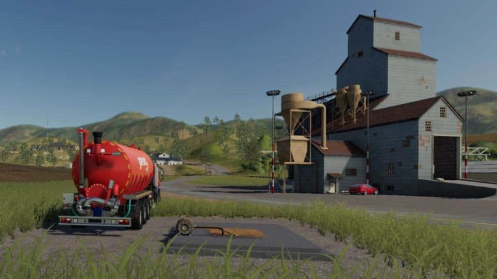 Slurry Trading system v1 3 0 0 Mod - Farming Simulator 19