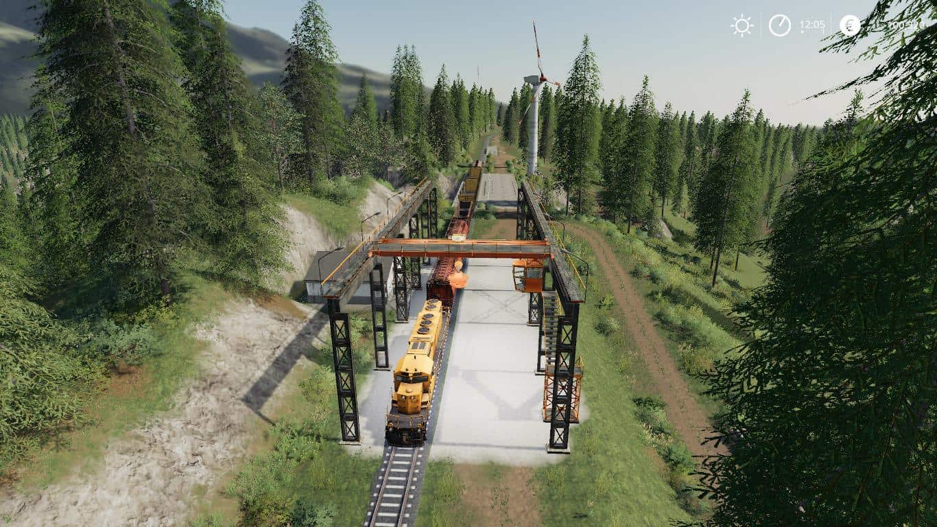 Fenton Forest 4x Fixed Map - Farming Simulator 19 Mod / FS19