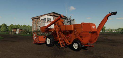 Farming Simulator 19 Combines mods   FS19 Harvester mods