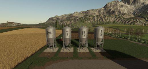 Farming Simulator 19 Placeable objects mods   FS19 Placeable