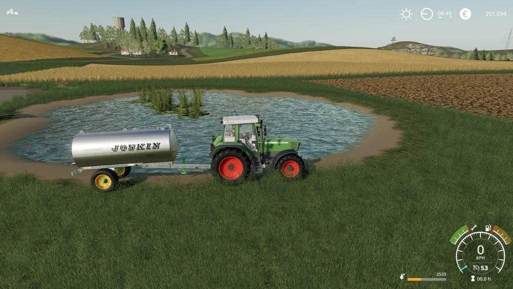 Farming Simulator 19 Where To Get Water Fs19 Where To Get Water