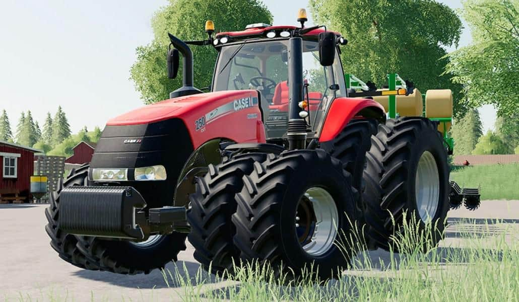 Case IH Magnum - USA and Canada v3 2 0 0 Mod - Farming