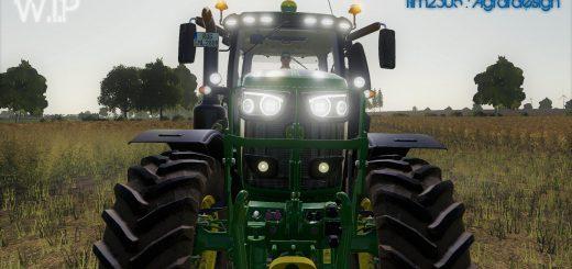 John Deere Mods - Farming Simulator 19 Mods | FS19 Mods