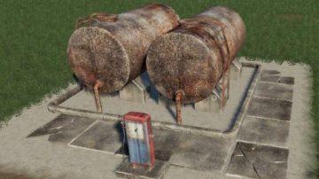 Pack Silos and Bullet Sale Sosnovka v1 0 Mod - Farming