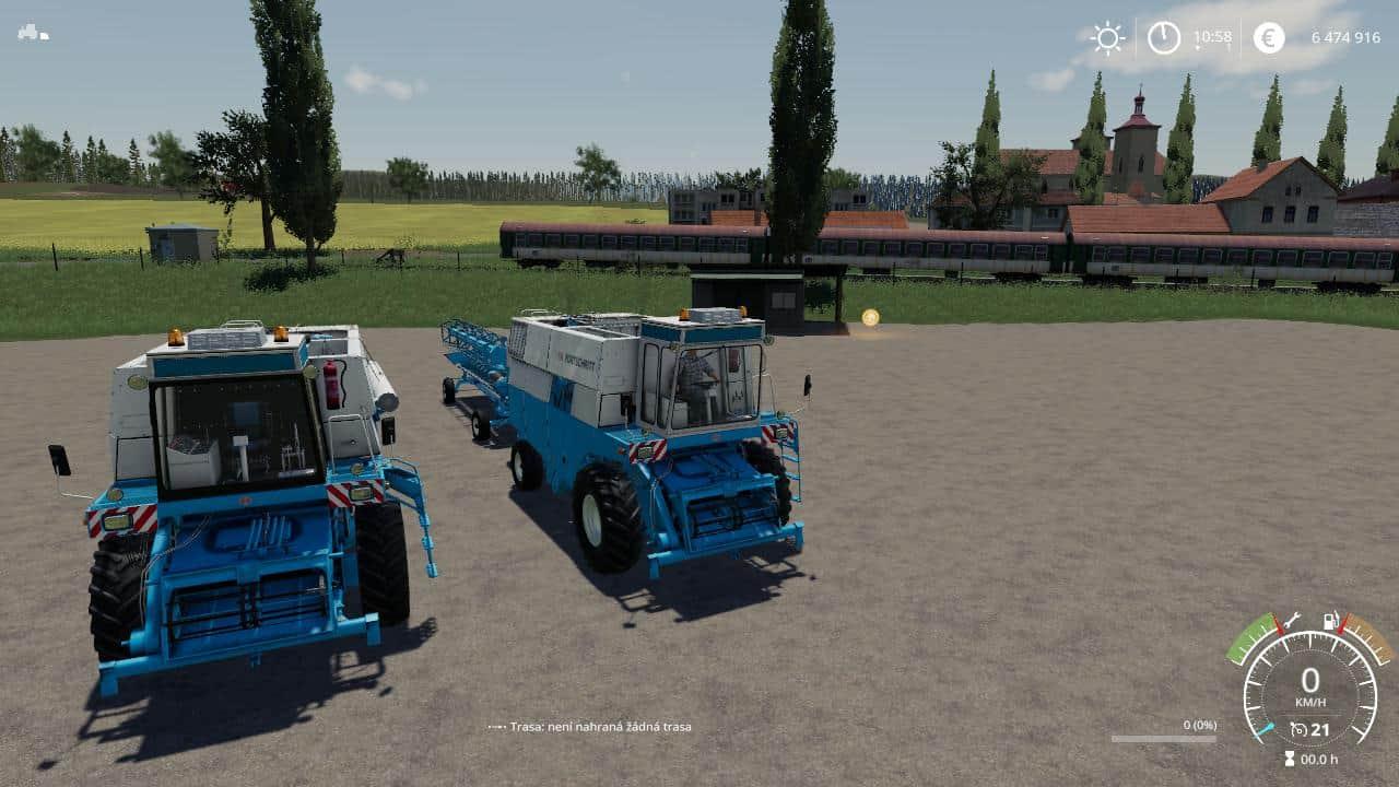VBM MAP v1 0 Mod - Farming Simulator 19 Mod / FS19