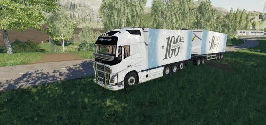Volvo Fh Mods Farming Simulator 19 Mods Fs19 Mods
