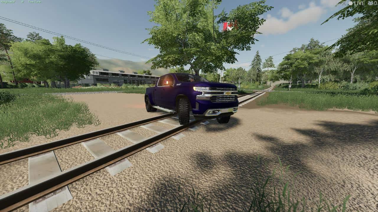 High Country Chevy >> 2019 Chevy High Country V1 0 Mod Farming Simulator 19 Mod